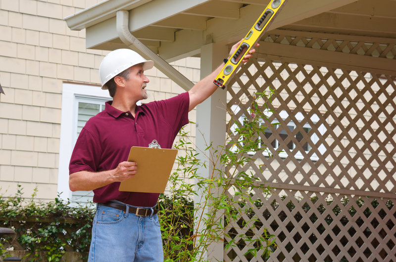 Exterior Home Inspector Knoxville