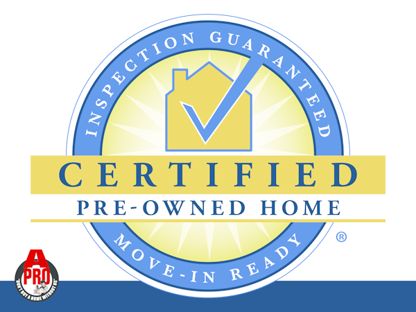 Certified Pre-Owned Home Inspection in Knoxville